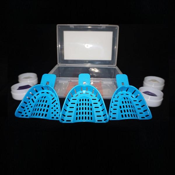 teeth impressions kit